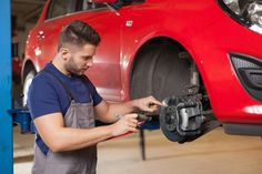 The most common brake replacement are the brake pads. When considering which one to use, ask your brake repair specialist for professional advice