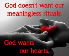 God wants our hearts. May I think on every single Godly pin, may I store it in my heart, may I never forget that this is all about You Jesus and spreading the good news to others of how very very much You love us. Christian Faith, Christian Quotes, Christian Church, Quotes About God, Quotes To Live By, God Loves Me, Faith In God, Gods Love, Dios