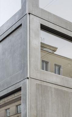 Diener & Diener, Foksal Gallery Foundation, Warsaw