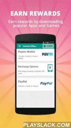 PayTime: Paytm Cash & Recharge  Android App - playslack.com ,  Use PayTime every day and receive FREE Paytm cash to recharge, shop or fill your cash wallet.Recharge your Paytm wallet to earn coupons and special items. Our online shop has everything you can imagine, including free movie tickets, free taxi rides, free coupons and more. Earn rewards like these just for installing or completing the offers shown!With PayTime, you earn rewards for each offer you complete. If you or someone you…