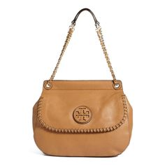 Tory Burch Marion Leather Saddlebag#prom