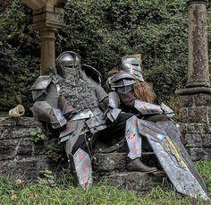 Erebor Dwarf / Dwarf Warrior Cosplay Armor Larp Armor, Cosplay Armor, Knight Armor, Medieval Armor, Medieval Fantasy, Fantasy Races, Fantasy Armor, High Fantasy, Armadura Medieval