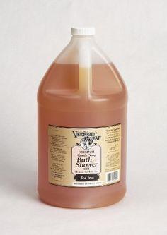 Vermont Soap Organics - Tea Tree Bath and Shower Gel Gallon Refill by Vermont Soap, http://www.amazon.com/dp/B0033SGEME/ref=cm_sw_r_pi_dp_aIuprb1QCXG7W