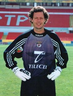 Michel Preud Homme, Benfica