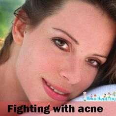 How To Fight With Acne