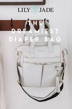 Lily Jade Diaper Bag, Girl Diaper Bag, Best Diaper Bag, Baby Diaper Bags, Diaper Bag Backpack, Diaper Bag Brands, Diaper Bag Essentials, Diper Bags, Convertible Diaper Bag
