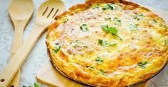 Recette de Quiche allégée au thon. Facile et rapide à réaliser, goûteuse et diététique. Ingrédients, préparation et recettes associées.