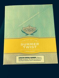Go big or go home. #swishersweets #swishersmokes #swisher #sweet #smoke #summer #twist #box #cigarillos