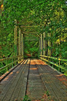 Kitty's Bridge, Birmingham, Alabama