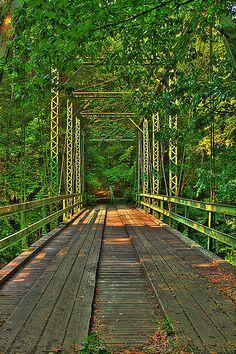 Kitty's Bridge, Birmingham, Alabama