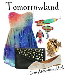 Tomorrowland Outfit<3