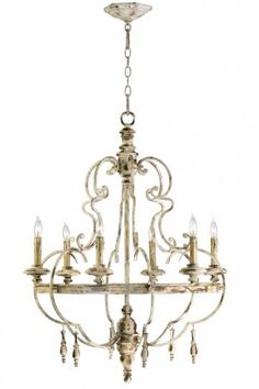 DaVinci Chandelier - Chandeliers - Lighting - Home Decor | HomeDecorators.com