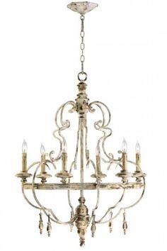 DaVinci Chandelier - Chandeliers - Lighting - Home Decor   HomeDecorators.com