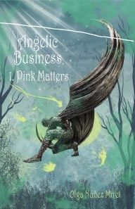 Ms M's Bookshelf | Great teen fantasy with angels and demons and a girl named Pink!