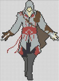 Minecraft pixel art skyrim google search yarn pinterest assasin minecraft pixel artminecraft templatesminecraft blueprintsminecraft ideascross stitch malvernweather Images