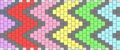 Simple  Kandi Pattern