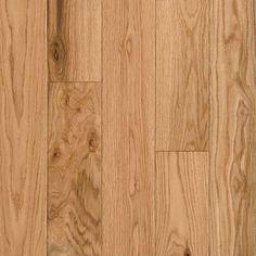 Bruce American Vintage Natural Red Oak 3/4 in. T x 5 in. W x Random Length Solid Scraped Hardwood Flooring (23.5 sq. ft./case)
