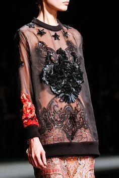 Givenchy Otoño/Invierno 2013  Semana de la Moda de París  …..  GivenchyAutumn/Winter 2013  Paris Fashion Week