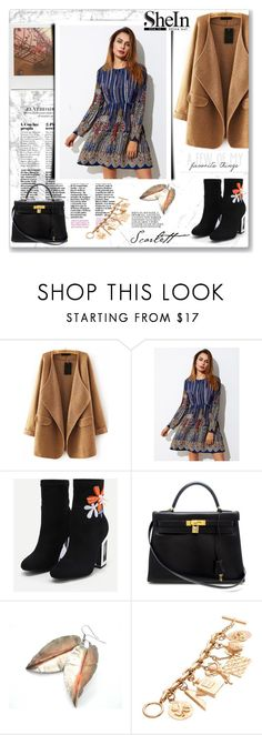 """Fall"" by musicajla ❤ liked on Polyvore featuring Impossible Project, Hermès and Chanel"