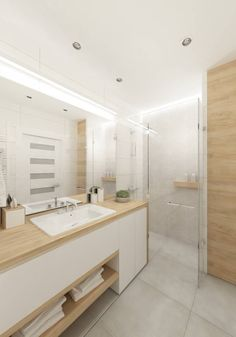 Pin on Barska Bathroom Interior, Bathroom Shower Design, Master Bathroom Vanity, Rustic Bathrooms, Laundry In Bathroom, Bathroom Style, Bathroom Design Small, Bathroom Remodel Master, Kitchens Bathrooms