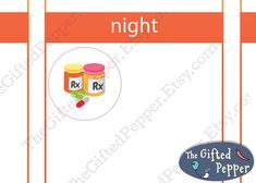 Remind yourself to get your prescription refill with this Rx sticker!    This listing is a part of The Gifted Peppers icon stickers. I want to