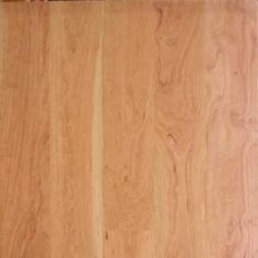 Select and Better Grade Unfinished American Cherry has a gorgeous dark red brown with fine and slightly wavy grain.  #americancherry #unfinishedhardwood