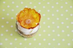 Hummingbird Cupcakes  by Cook Like a Champion, via Flickr