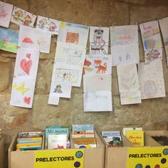 Todos los dibujos que nos regalan los niños que acuden al Rincón Infantil son expuestos para posteriormente escanearlos para hacer un montaje de video o powerpoint con ellos. Thing 1, Gift Wrapping, Shells, Drawings, Gift Wrapping Paper, Wrapping Gifts, Gift Packaging, Wrapping, Present Wrapping