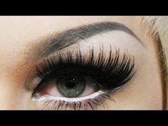 BEAUTIFUL EYEBROW TUTORIAL - YouTube