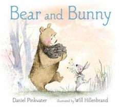 Best friends Bear and Bunny wander through the woods looking for food, singing songs, and talking about what kind of pet they might like to adopt.