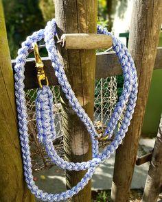 Die City Dog Leash in Glacier Blue von Molly&Stitch ist bei Dogaholics GmbH erhältlich. Dog Leash, Dogs, Blue, Linen Fabric, Doggies, Dog