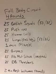 Total Body Workout! #crossfit, #fitness, home workout. Many ways to scale this.