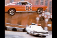 The Dukes of Hazzard 1969 Dodge Charger: More than 300 Chargers portrayed the General Lee during the series' 145 episodes (1979-'86). Today it's the ultimate Hollywood star car. Yeeeeeeeeeeeeehaaaaaaaaaaaaw. |