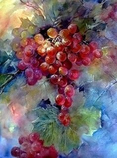 Another Ruined Painting FIX Roses to Grapes | ARTchat - Porcelain Art Plus (formerly Chatty Teachers & Artists)
