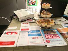 iCTS Opleidingen heeft twee dagen op de beurs LiveLife55+ beurs gestaan. Het waren twee leuke dagen en we hebben het naar onze zin gehad!