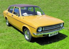 What is it about England that they build top-selling cars that seem to be universally loathed? Classic Cars British, British Car, Morris Marina, 1960s Cars, Commercial Vehicle, Cars And Motorcycles, Over The Years, Automobile, Vehicles