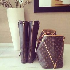#shoes #bag #lv