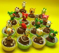 tokidoki cupcakes
