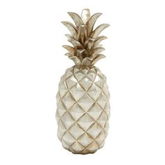 <strong>Woodland Imports</strong> Decorative Pineapple