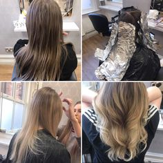 Balayage training at Hair Solved Manchester, Hair Loss Clinic, Hair Loss Specialist, Hair Loss Reasons, Hello Hair, Balayage Technique, Latest Hair Color, Hair System, Hair Loss Women, Hair Restoration