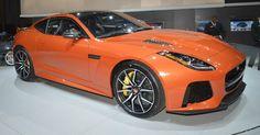 Jaguar F-Type SVR Shows Its Claws In New York #Jaguar #Jaguar_F_Type