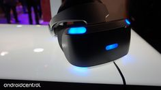 A quick hands-on with PlayStation VR Xbox, Playstation Move, Wii, Vr Helmet, Unreal Tournament, Nintendo, Amazon Video, Technology Updates