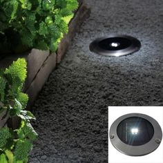 Outdoor Solar Stainless 2 LED Brick Lights Garden Path Light . $15.79. Solar powered - recharges during day. Automatically comes alive at night. 2 LED Brick Lights Garden lights. Lasts over 8 hours on a full charge - use it all night long!. Weatherproof: Yes, will work in rainy days, but can not be put in the water. These energy-efficient, low-maintenance solar lights add a charming, decorative glow to your driveway, patio, or flowerbeds. They are a must-have f...
