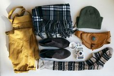 What To Pack: Mountain Getaway