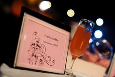 Themed drinks are always fun! Add special flair like the hanging monkey to make it funky!         Photo by: Rambling Rose Photography