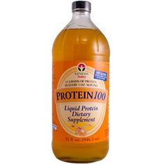 Genesis Today, Protein100, 32 fl oz (946.3 ml) - iHerb.com  This product really works and it makes my skin, hair and nails look better. Use promo code BOW122 for a great deal!