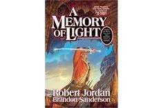 A Memory of Light by Robert Jordan, the final Wheel of Time book