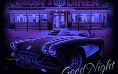 Beautiful Good Night Cards Download