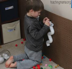 If you have a toddler, I guarantee you have days where you need something to keep them busy! When I wrote the post 20 Ways to Keep Toddlers Busy, I saw how many of you need ideas for keeping toddlers occupied.In the past, I've shared with you a simple pom pom dropyou can put together …