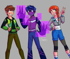 Aliens, Cartoon Shows, Cartoon Art, Cartoon Design, Ben And Gwen, Ben 10 Action Figures, Alan Scott, Ben 10 Comics, Desenhos Cartoon Network